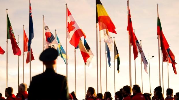 flags-olympics 2014 Sochi